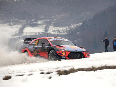 Rally Montecarlo 2020: Thierry Neuville interrompe la striscia vincente di Ogier e comincia al meglio la sua stagione