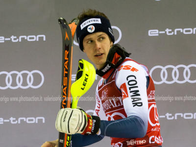 Sci alpino, la startlist aggiornata della Coppa del Mondo di slalom. Alex Vinatzer a ridosso dei 15