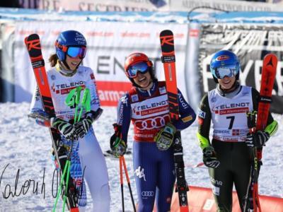 Sci alpino, Federica Brignone vince un pazzesco gigante di Sestriere a pari merito con Petra Vlhova! Shiffrin terza a 1 centesimo!