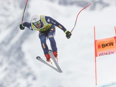 Sci alpino, Coppa Europa 2020: Raphael Haaser vince il SuperG di Sella Nevea, 3° Prast, 6° Bosca