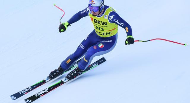 Sci alpino, come sta Dominik Paris? Prime gare veloci a dicembre: un vantaggio. Ma il calendario agevola gli slalomgigantisti