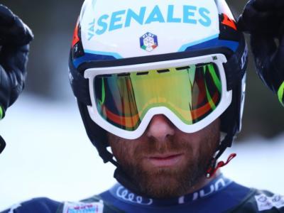 Sci alpino, Dominik Paris e un pazzesco Riccardo Tonetti in lotta per il podio nella combinata di Wengen dopo la discesa