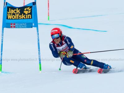 """LIVE Sci alpino, Gigante Sestriere 2020 in DIRETTA: Federica Brignone vince ex aequo con Vlhova! """"Una gara da infarto"""""""