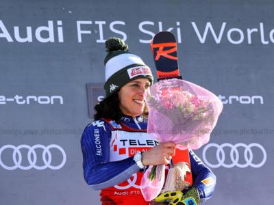 Sport invernali, Federica Brignone è l'Atleta del'Anno FISI 2020!