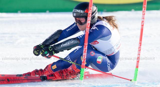 """LIVE Sci alpino, SuperG Rosa Khutor 2020 in DIRETTA: Brignone e Goggia, doppietta epica! Federica: """"Ho tre pettorali rossi!"""""""