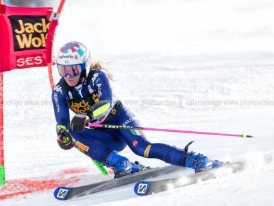 """Sci alpino, Marta Bassino: """"Non mi sono divertita perché la pista era veramente al limite"""""""