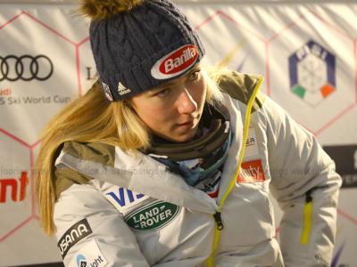 Sci alpino: niente superG a St. Moritz per Mikaela Shiffrin. L'obiettivo è ritrovare la forma migliore nelle discipline tecniche