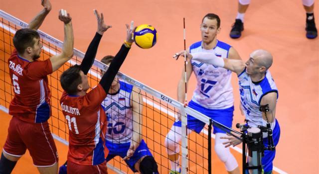 Volley, Preolimpico 2020: la Slovenia batte la Rep. Ceca e vince il girone, sfiderà Francia o Serbia in semifinale