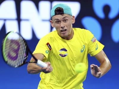 Tennis, ATP Anversa 2020:  De Minaur, Humbert e Dimitrov in semifinale. Costretto al ritiro Raonic