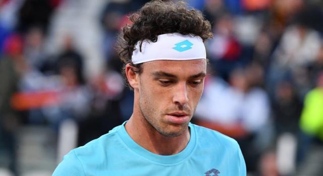 Tennis, Marco Cecchinato si arrende a Ugo Humbert negli ottavi di finale ad Auckland. Eliminato in due set il siciliano