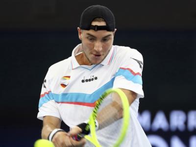Tennis, ATP Adelaide 2020: Caruso sconfitto da Struff. Vittorie per Evans e Ramos