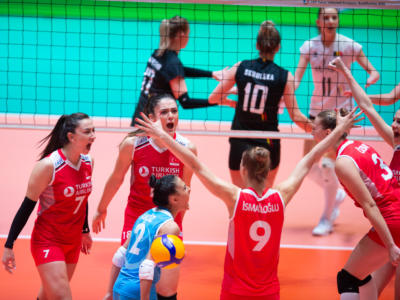 Volley femminile, Preolimpico 2020: la Turchia supera al tie-break il Belgio e vola in semifinale
