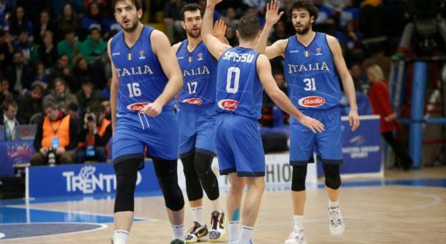 Basket, Qualificazioni Europei 2021: l'Italia vola in Estonia per confermare l'ottima impressione del debutto