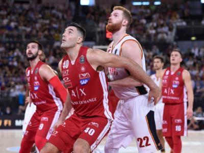 """Basket: verso lo stop alla Serie A. Milano-Roma possibile eccezione, a porte chiuse. Stavropoulos: """"Kaunas? Nulla fa pensare al rinvio"""""""