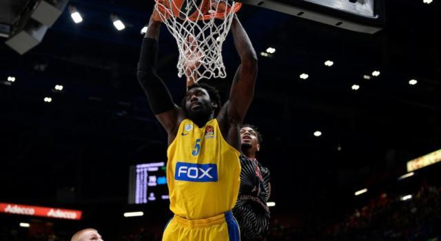 Basket, Eurolega 2020: i risultati del 7 febbraio. Il Maccabi si impone sul campo del Fenerbahce, vittorie per Valencia e Panathinaikos