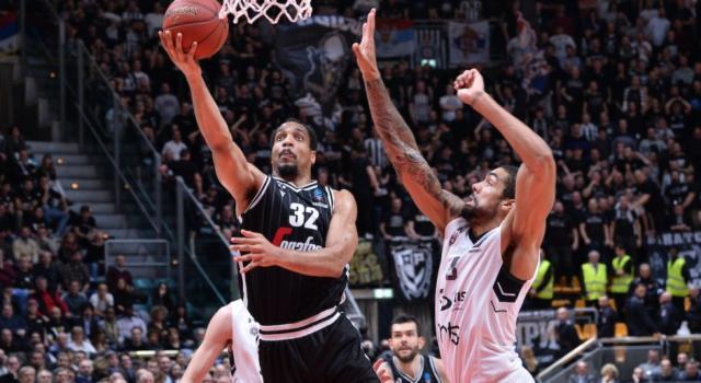 Basket, Coppa Intercontinentale 2020: il cammino della Virtus Bologna comincia dal San Lorenzo de Almagro