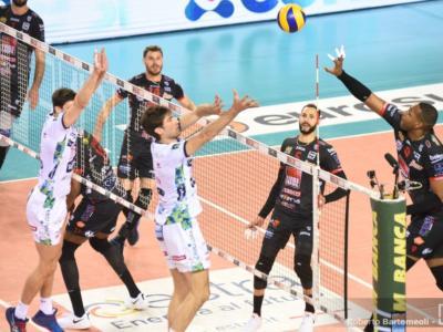 Volley, Coppa Italia 2020: Civitanova vince in rimonta al tie-break contro Trento. Rychlicki incontenibile