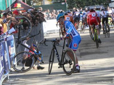 Ciclocross, Mondiali under 23 2020: trionfa Ryan Kamp, indietro gli italiani