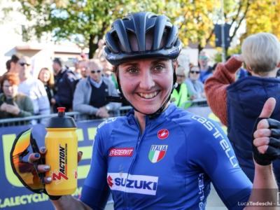 """Ciclismo, Eva Lechner: """"Sono molto credente. Il mio sogno? Vestire la maglia iridata"""""""