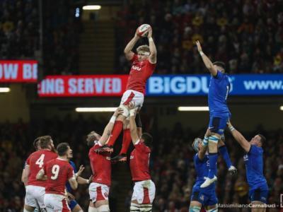 Rugby, la formazione del Galles per la sfida all'Italia nel Sei Nazioni 2021