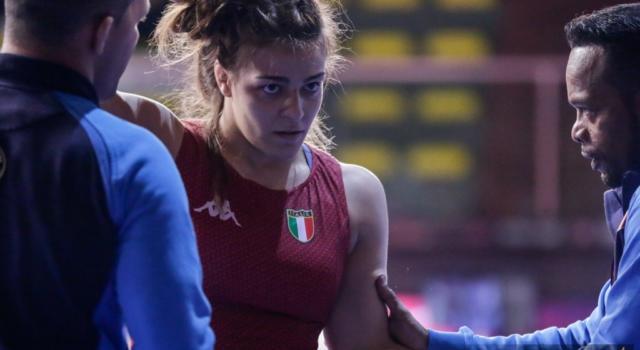 Lotta, Europei Under 23 Skopje 2021: Enrica Rinaldi medaglia di bronzo nei -76 kg!