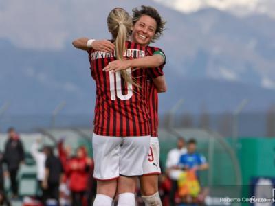 Calcio femminile, Serie A 2020: la Fiorentina batte il Sassuolo, tre punti anche per Roma e Milan nel 15° turno