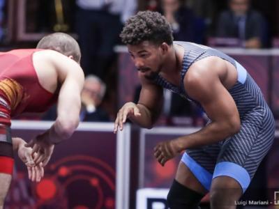 Lotta, tutti i partecipanti alle Olimpiadi di Tokyo: Frank Chamizo sarà testa di serie numero uno