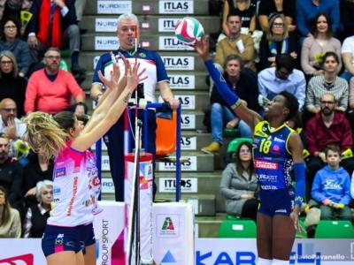 Volley, quali partite sono state cancellate per il coronavirus? Saltano tre match di Serie A1 femminile, stop per Conegliano