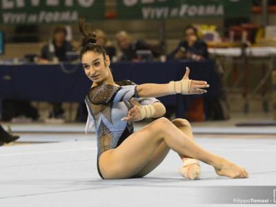 Ginnastica artistica, Elisa Iorio torna alla grande: ai Mondiali dopo l'infortunio e il bronzo a squadre del 2019