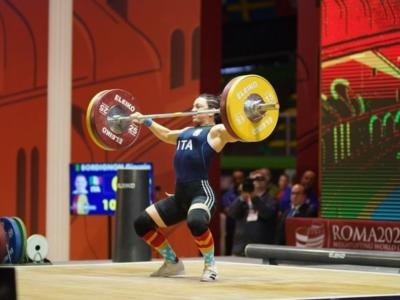 Sollevamento pesi, calendario Olimpiadi Tokyo: programma, date, orari, tv, streaming