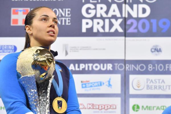 Scherma, Coppa del Mondo fioretto 2020: Martina Batini torna