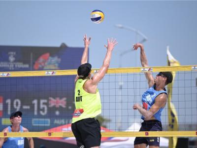 Beach volley. Austriaci troppo forti: Abbiati/Andreatta quinti a Phnom Penh