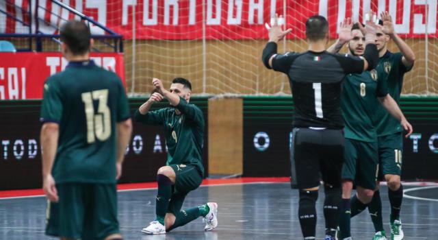 LIVE Portogallo-Italia 4-1, Qualificazioni Mondiali calcio a 5 in DIRETTA: Ricardinho-show, poker lusitano. Azzurri che non andranno al Mondiale