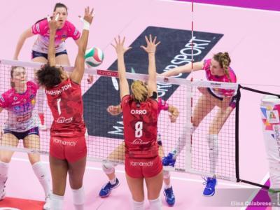 Volley femminile, CEV Cup 2020: Busto Arsizio strapazzata dalla Dinamo Mosca nell'andata dei quarti