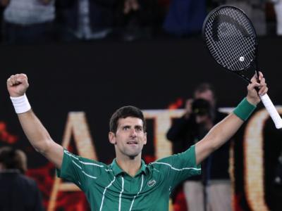 Tennis, classifica vincitori Slam: Novak Djokovic sale a 17, -2 da Nadal e -3 dal record di Federer