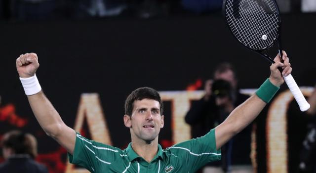 Tennis, Ranking ATP (9 marzo 2020): Novak Djokovic sempre numero 1, Jannik Sinner perde due posizioni