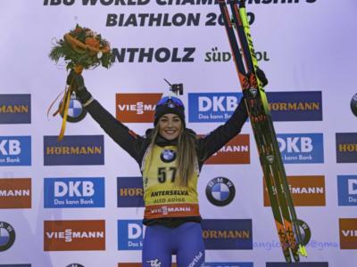 Biathlon, startlist e pettorali di partenza inseguimento femminile Kontiolahti 2020. Programma, orari e tv