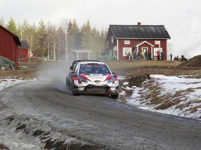Rally, cambia la sede dell'appuntamento svedese