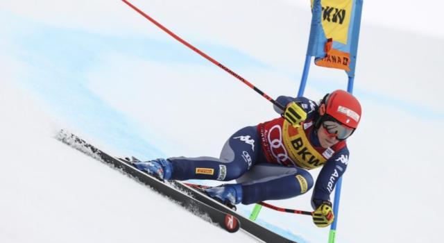 LIVE Sci alpino, SuperG La Thuile 2020 in DIRETTA: Federica Brignone seconda per un centesimo, quarta Vlhova