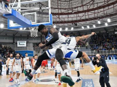 Basket, Serie A 2020: Brescia rimonta e mantiene il terzo posto, Pistoia lascia Trieste al penultimo posto solitario