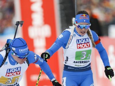 Biathlon, World Team Challenge: i precedenti dell'Italia. Una vittoria grazie a Dorothea Wierer e Hofer
