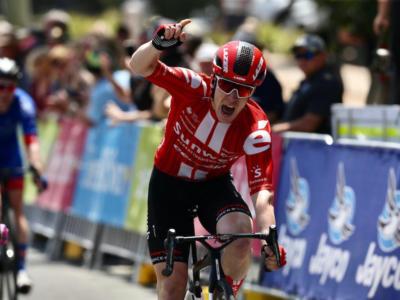 Herald Sun Tour 2020: Alberto Dainese c'è! Sprint regale da parte del veneto del Team Sunweb