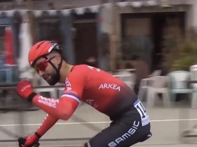 Tour de la Provence 2020, risultato prima tappa: Nacer Bouhanni beffa gli azzurri Mareczko e Nizzolo