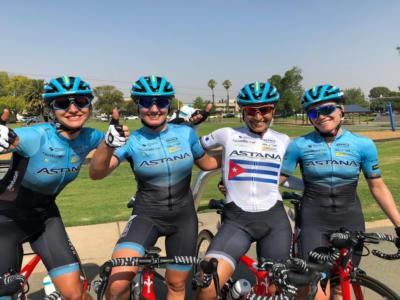 Herald Sun Tour femminile 2020: Arlenis Sierra beffa in volata l'azzurra Anna Trevisi