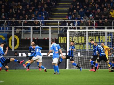 VIDEO Inter-Napoli, Highlights Coppa Italia: gol e sintesi andata semifinale. Decide una magia di Fabian Ruiz a San Siro