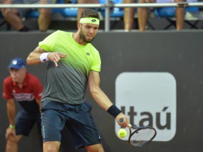 ATP Pune 2020: Jiri Vesely batte in tre set Egor Gerasimov e porta a casa il trofeo