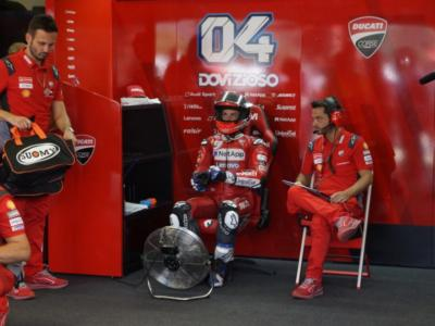 MotoGP, la Ducati riparte da Sepang con diversi dubbi ma anche qualche punto fermo