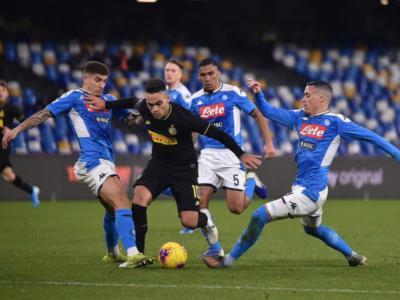 LIVE Inter-Napoli 0-1, Coppa Italia 2020 DIRETTA: i partenopei sbancano San Siro grazie a Fabian Ruiz! Pagelle e highlights