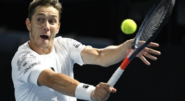 ATP Cagliari 2021, i risultati del 5 aprile. Avanza Egor Gerasimov, fuori Gaio e Zeppieri