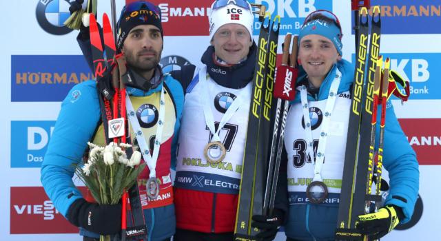 Biathlon, Mondiali 2020: i favoriti gara per gara. L'epica battaglia tra Johannes Boe e Martin Fourcade infiamma Anterselva